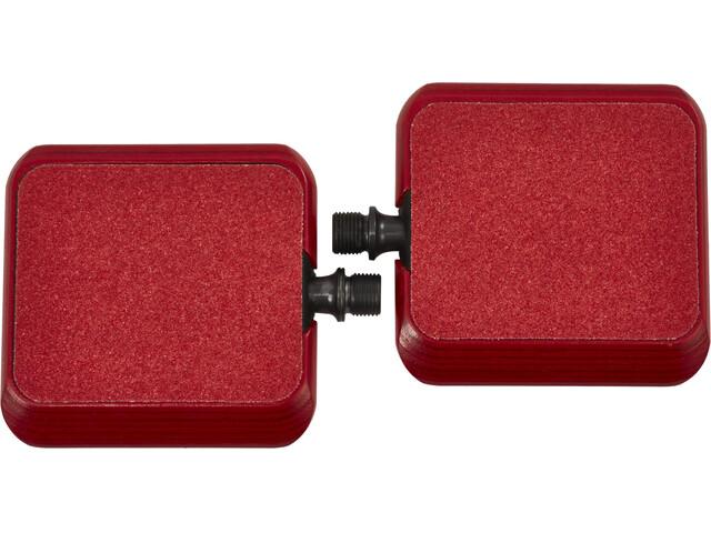 Moto Colour Pedal rot